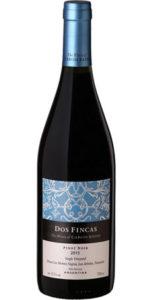 "Bodega Amalia ""Dos Fincas"" Pinot Noir"