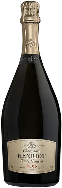 Champagne Henriot Cuvee Hemera 2005