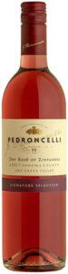 Pedroncelli Dry Rose of Zinfandel
