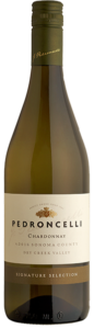Pedroncelli chardonnay signature selection