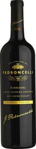 Pedroncelli Zinfandel Bushnell Vineyard