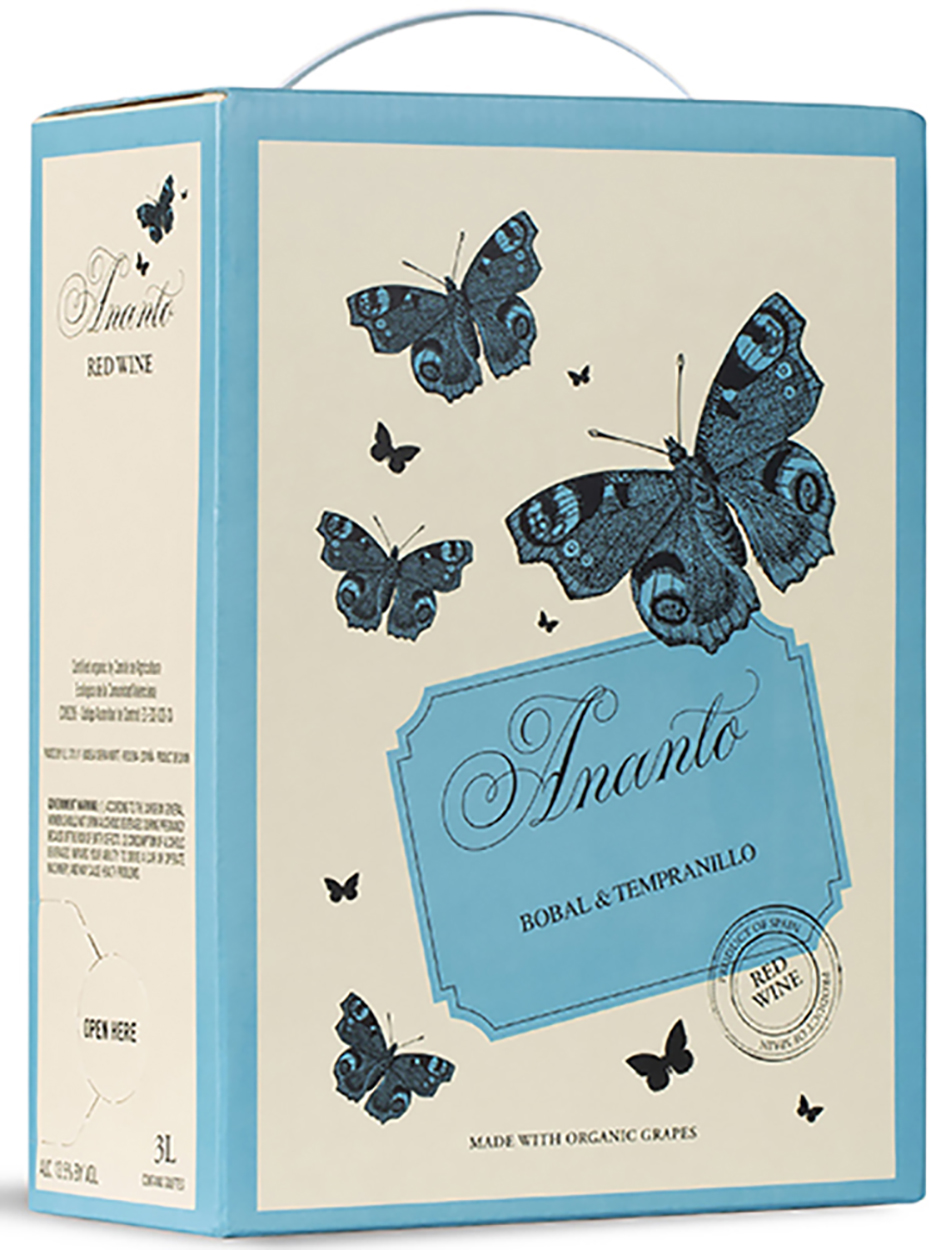 Ananto Bobal/Tempranillo Bag-in-Box