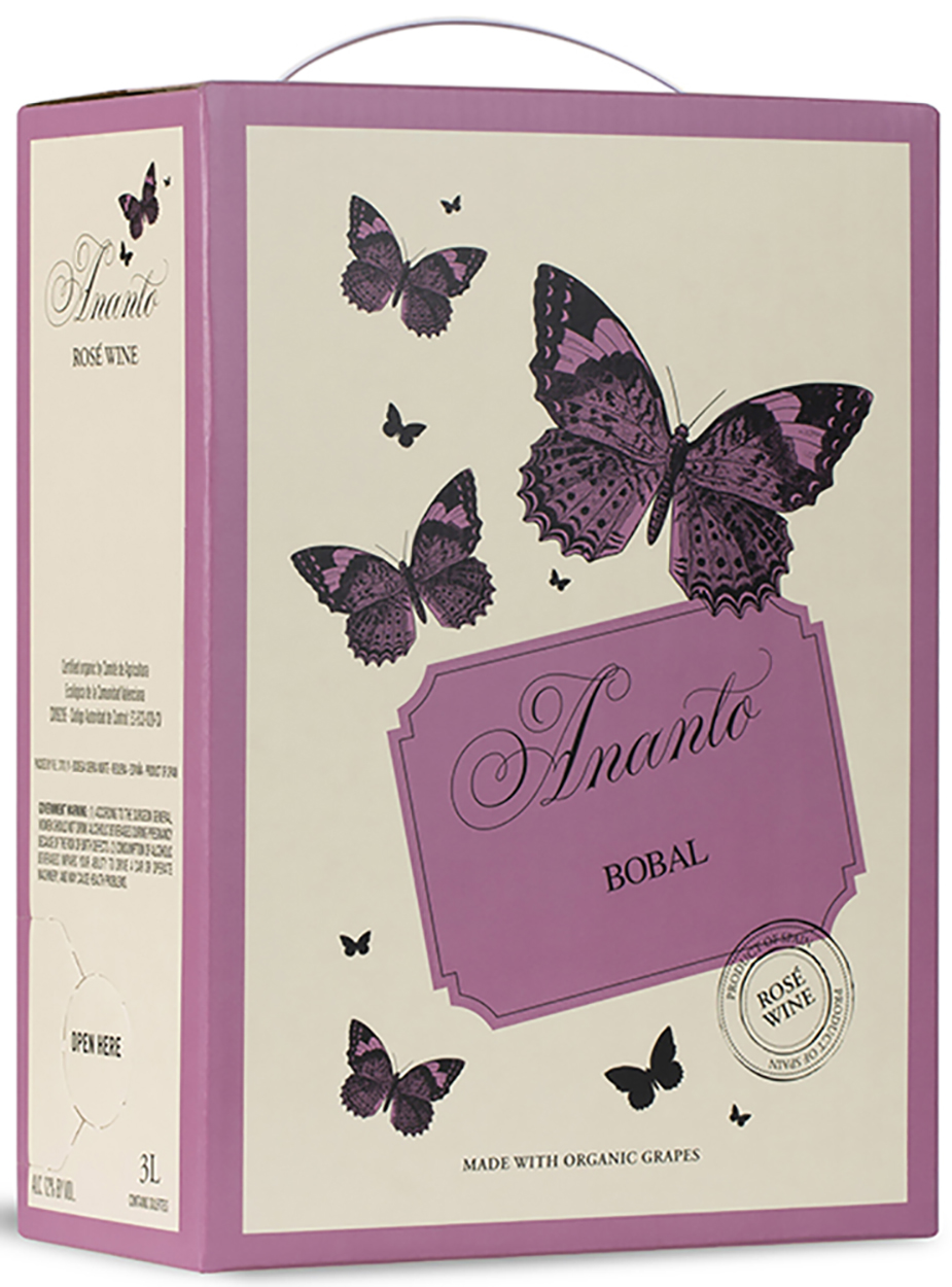 Ananto Rosado Bag-in-Box
