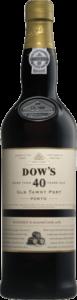 Dow's 40-Year Tawny Porto