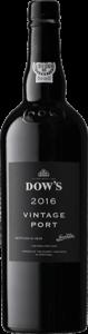 Dow's Vintage Porto 2016