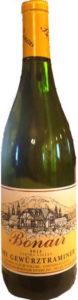 """Bonair Winery """"Yakima Valley"""" Dry Gewurztraminer"""