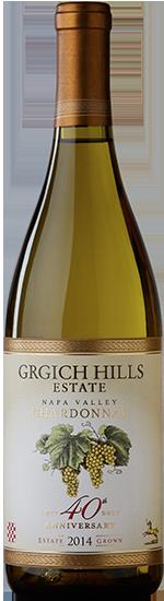 Grgich Hills Chardonnay 40th Anniversary