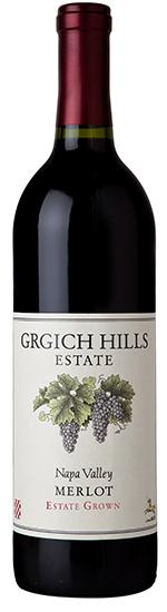 Grgich Hills Estate Merlot