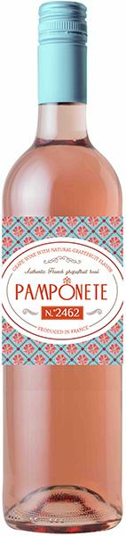 Pamponete Grapefruit Rose