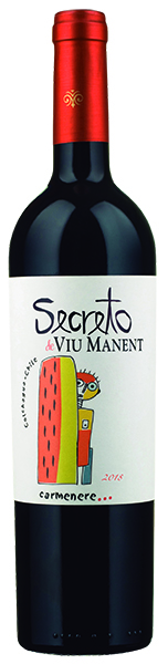 """Viu Manent """"Secreto"""" Carmenere"""