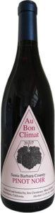 Au Bon Climat Pinot Noir Santa Barbara County