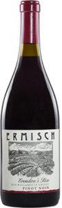 Ermisch Family Cellars Willamette Valley Pinot Noir