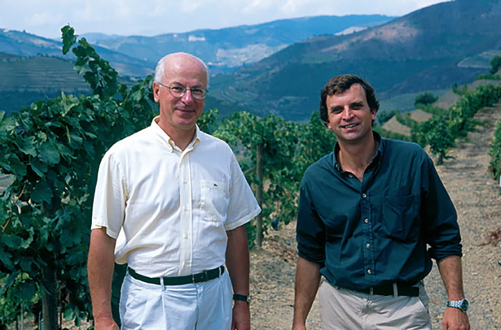 Prats & Symington Winemakers, Bruno Prats and Charles Symington