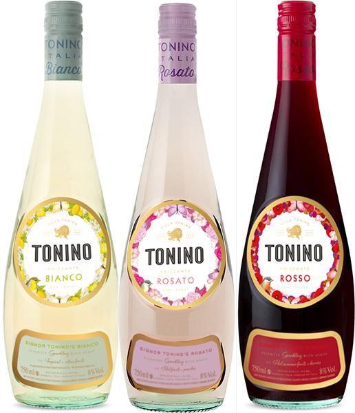 Signor Tonino Semi Sweet Frizzante