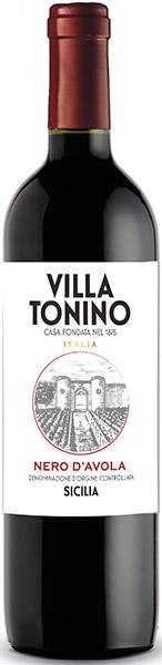 Villa Tonino Nero d'Avola