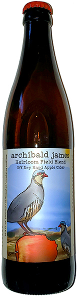 Archibald James Heirloom Field Blend Off-Dry