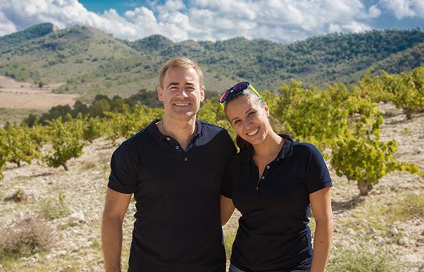 Ego Bodegas - Santos Ortiz & Ioana Paunescu, Founders