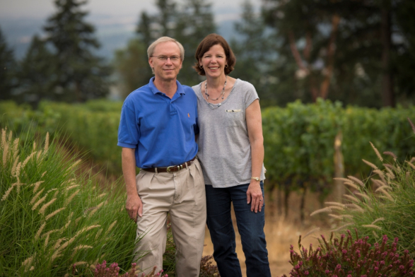 Joleté Wines - Tom & Deb Mortimer
