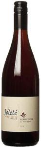"""Joleté Wines Pinot Noir """"Le Verre Cuvee"""""""