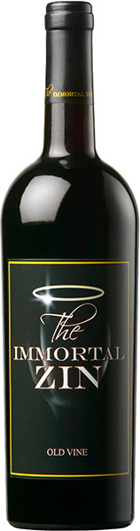 Peirano Estate Vineyards Immortal Zin
