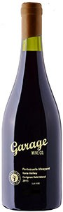 Garage Wine Co Portezuelo Vineyard Carignan Field Blend