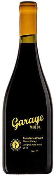 Garage Wine Co Truquilemu Vineyard Carignan Field-Blend
