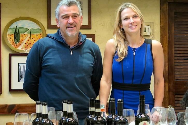 La Fiorita - Winemaker, Roberto Cipresso & Owner, Natalie Oliveros