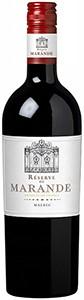 Reserve de Marande Malbec 3