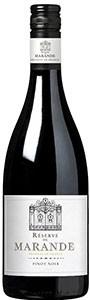 Reserve de Marande Pinot Noir
