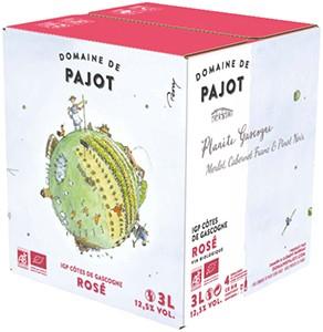 """Domaine de Pajot """"Planète Gascogne"""" Rosé 3L BiB"""
