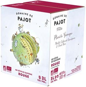 """Domaine de Pajot """"Planète Gascogne"""" Rouge 3L BiB"""
