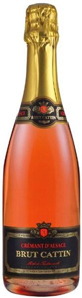 Joseph Cattin Crémant d'Alsace Brut Rosé - GRAPE