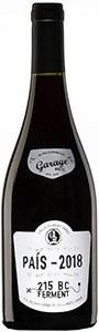 Garage Wine Co Pais 215 BC