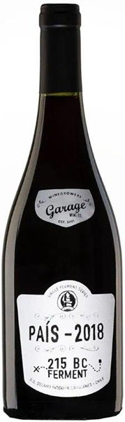 Garage Wine Co Pais 215 BC