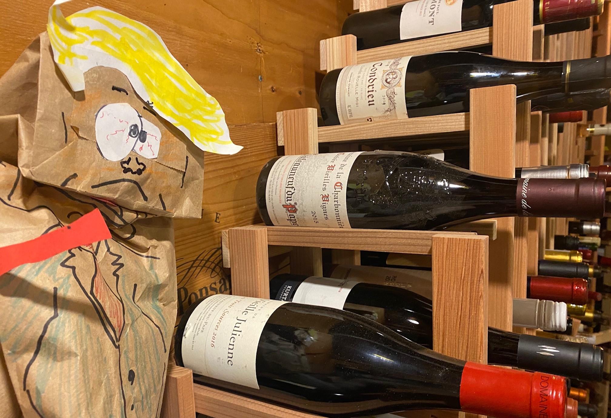 wine tariffs