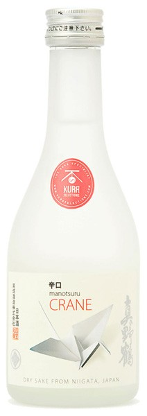 Manotsuru Crane Karakuchi Sake