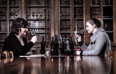Sabrina and Alessia Moschioni