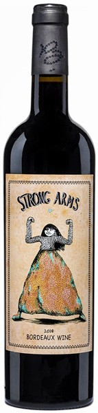 Strong Arms Bordeau Red