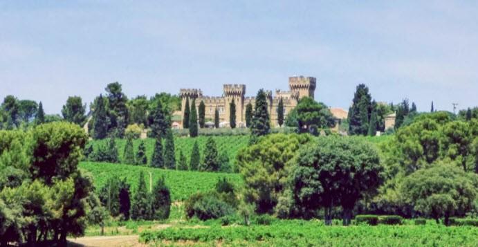 Chateau des Fines Roches Castle