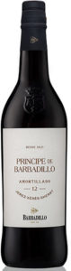 "Barbadillo Amontillado Sherry ""Principe"""