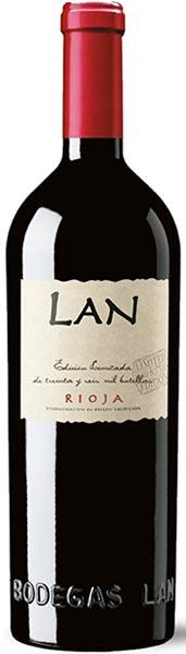 """Bodegas LAN Rioja """"Edicion Limitada"""""""