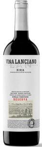 """Bodegas LAN Rioja Reserva """"Vina Lanciano"""""""