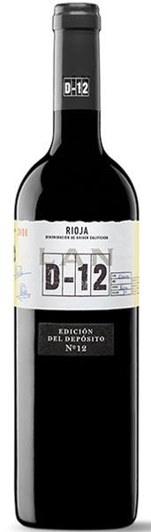 """Bodegas LAN Rioja """"D-12"""""""