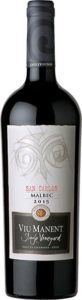 "Viu Manent Malbec ""Single Vineyard"" San Carlos"
