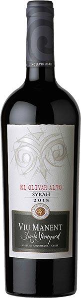 """Viu Manent Syrah """"Single Vineyard"""" El Olviar Alto"""